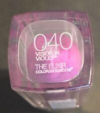 Maybelline New York The Elixir Color Vision In Violet #040