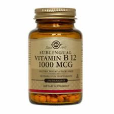 Vitamin B12 250 Nuggets 1000mcg by Solgar
