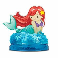 Kids Magic Growing Crystal Mermaid Christmas Paper Decoration Science Toy Gift