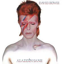 CD : DAVID BOWIE - ALADDIN SANE (EMI 1990) comme neuf (as new)