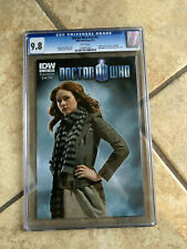 DOCTOR WHO #15 cgc 9.8 11th Doctor ONGOING IDW from 2011 Photo Cover Variant
