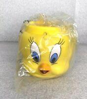 Vintage Tweety Bird 1993 Mug Warner Bros Looney Tunes Plastic Cup NEW!