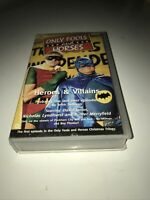BRAND NEW Only Fools And Horses - Heroes And Villains (VHS - 1997)