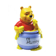 DISNEY SHOWCASE COLLECTION *POOH MONEY BANK* NEW BOXED 4020895
