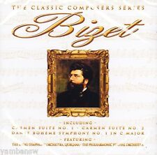 THE CLASSIC COMPOSERS SERIES * BIZET * NEW & SEALED CD