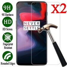 For OnePlus 6T 6 5 5T 7 Genuine Premium Tempered Glass Film Screen Protector