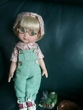 """New 10"""" Anne Estelle by Tonner Gardening with Grandpa"""