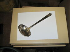 VINTAGE ED DRAGSTED STERLING SILVER LARGE LADLE 151.1 GRAMS 10 3/4 INCHES