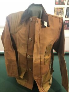 Vtg Game Winner Sportswear Men's Hunting Game Jacket Corduroy Collar Med NOS NWT