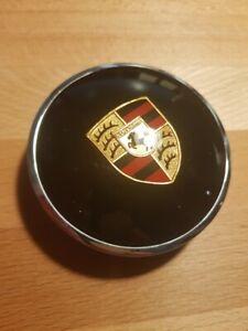 Porsche Stuttgart Crest logo Steering Wheel Horn Button Push - 356 A and Pre A