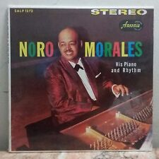 Noro Morales & His Piano and Rhythm-Orig.1st.Press.(SEALED LP)-Killer Piano Lp!