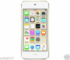 Nuevo ** Apple iPod Touch 6th generación 4 in (approx. 10.16 cm) 8MP Dorado MP3 reproductor WIFI HD 1080p