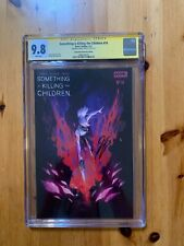 Something is Killing the Children #14 CGC 9.8, SS - Tynion IV, Lacchei variant A