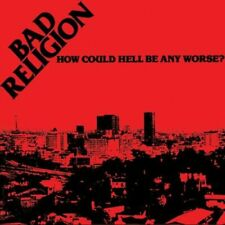 Bad Religion - How Could Hell Be Any Worse? vinyl LP punk Epitaph Records