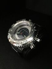 Android Men's AD733  55mm Gauge Blades Automatic leather strap Watch