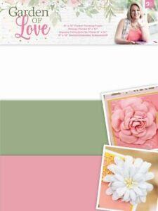 SALE New Sara Davies Garden Of Love Flower Forming Foam 9 sheets