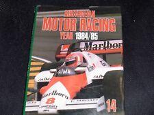 Vintage 1984/85 Australian Motor Racing Yearbook Vol.14