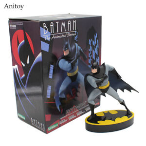 Batman The Animated Series 1/10 Scale Pre-painted Figure Model Kit 19cm New 2018