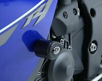 R&G RACING Aero Crash Protectors, Yamaha YZF-R1 2013-2014 *BLACK*