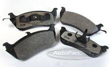 Disc Brake Pad Set-Semi-Metallic Pads Rear Tru Star PPM674