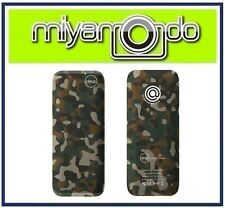 Amuse Deux Power Bank (Camo Marine) 6000mAh Limited Edition for iPhone Android