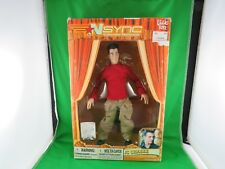 """NSYNC COLLECTIBLE MARIONETTE """"JC CHASEZ"""""""