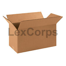 25 Qty 16x8x8 SHIPPING BOXES LC Mailing Moving Cardboard Storage Packing