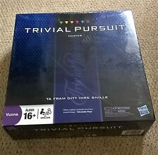 Danish Edition Trivial Pursuit Master - New & Sealed
