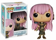 Funko POP! Rocks #40 Vocaloid MEGURINE LUKA Vinyl Figure CC