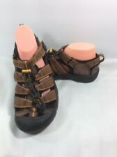 Youth KEEN Brown Newport H2 Sandals Size 4