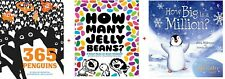 365 Penguins Fromental,Jean-Luc & How Many Jelly Beans & How Big is a Million?