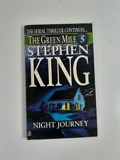 The Green Mile part 5 By Stephen King Night Journey 1996 paperback fiction novel