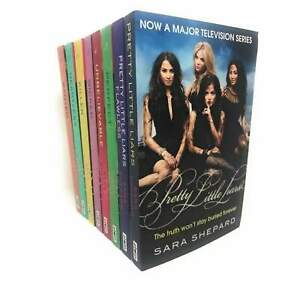 Pretty Little Liars Series 8 Books Set Collection Series 1 and 2 by Sara Shepard