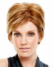 Anne Smart Lace Front Monotop Heat Ok Renau Wig You Pick Color $ back W/Purchase