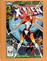 THE UNCANNY X-MEN #164 1st Carol Danvers as Binary Ms. Marvel  FN+