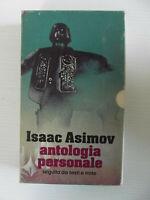 2 VOL.IN COFANETTO-ISAAC ASIMOV-ANTOLOGIA PERSONALE-SEGUITO DA TESTI E NOTE