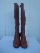 The Wild Pair Made Argentina Chandler's Brown Genuine Leather Women Boots 8,5