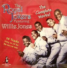 The ROYAL JOKERS fea. Willie Jones - The Complete Works