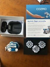 Cozmo Limited Edition Interstellar Blue Anki IOB New Block Batteries Box READ