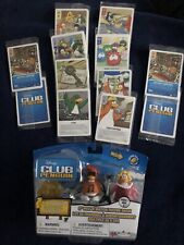 Club Penguin Cards And 2� Figure Pack