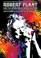 ROBERT AND THE SENSATIONAL SPACE SHIFTERS PLANT-LIVE AT DAVID LYNCH'S DVD NEW!