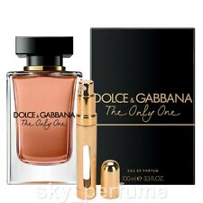 DOLCE & GABBANA THE ONLY ONE EDP *BIG* Refillable Travel Atomiser 12m Spray