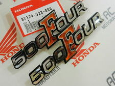 Honda CB 500 Four K0 K1 K2 Emblems Emblem Side Fairing Seitendeckelembleme