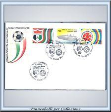 Mondiali Calcio Italia Bologna Stadio Dall'Ara 9-6-1990