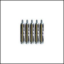 5-Count Jt 90g Co2 Cylinders Cartridges (Crosman 88g Airsource) 90 88 gram