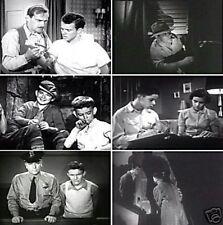 Juvenile Delinquency Vandalism Vintage Films 1940s & 1950s DVD