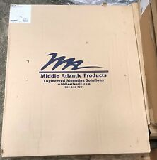 "NEW Middle Atlantic CBS-5-26 CASTER BASE, 26""D, SLIM 5 SERIES"