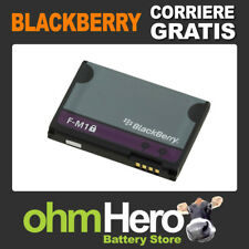 Batteria ORIGINALE per Blackberry 9105 Pearl