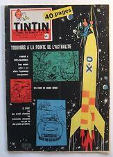 JOURNAL DE TINTIN N° 547 AVRIL 1959 - MICHEL VAILLANT - CHICK BILL - DAN COOPER