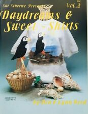 Daydreams & Sweet Shirts Vol 2 by Don & Lynn Weed Decorative Tole Painting Book